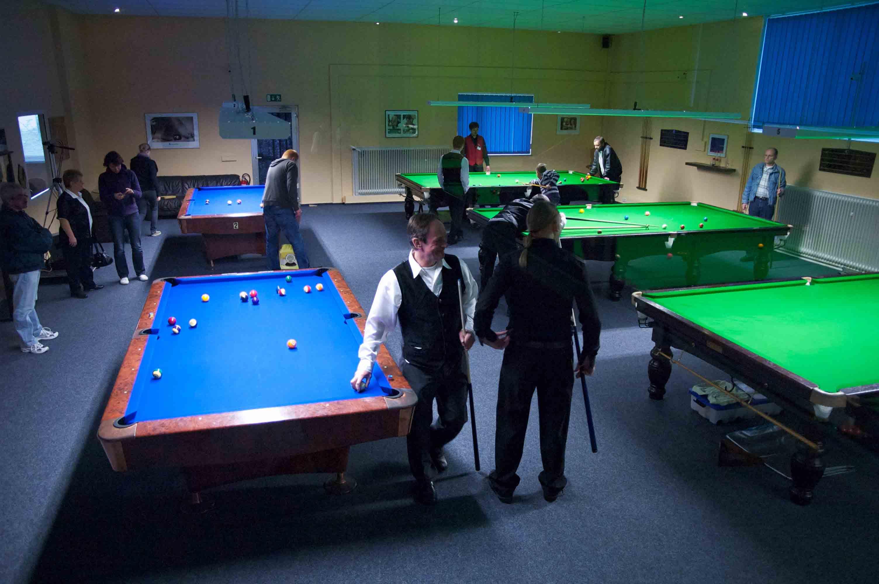 Snooker Bielefeld